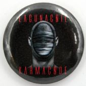 Lacuna Coil - 'Karmacode' 32mm Badge